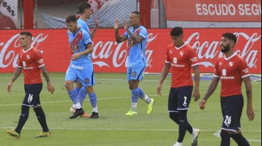 Arsenal le ganó a Independiente y lo dejó sin chances en la Copa Maradona